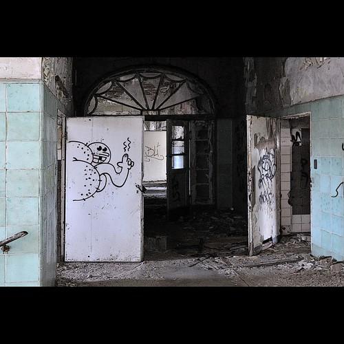 Beelitzer Heilstätten - Momentaufnamen