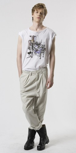 Magnus Alinder0114_CHEAP MONDAY COLLECTION SS2010