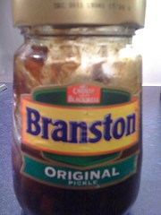 Surprising Items Labelled as Gluten Free: Branston Pickle
