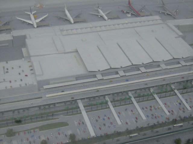 NINOY AQUINO INTERNATIONAL T3 | A MODEL AIRPORT