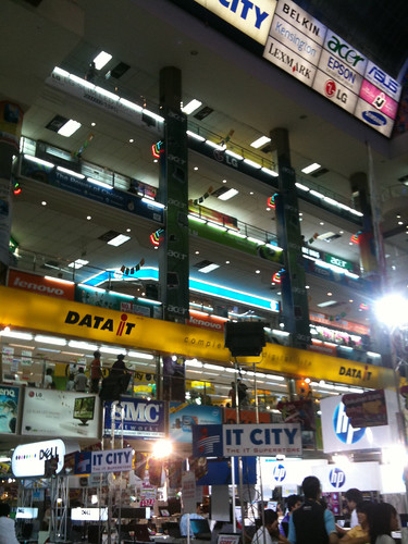 IT City in Bangkok