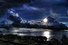 The Sun coming out (fukui_norisuke) Tags: sea sky cloud sun japan landscape nikon tokina ultrawide hdr saipan d300 northernmarianaislands atx124 tokinaatx124prodx1224mmf4