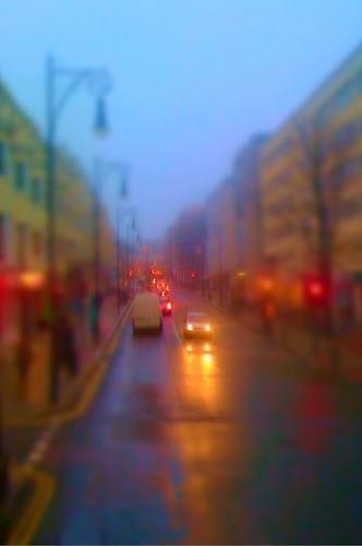 Rainy morning (daily iPhoto) (by DollyArt)