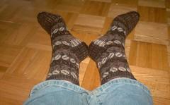 Premium Roast Socks - Complete