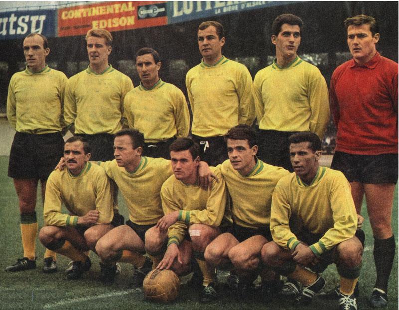 nantes 1962-63