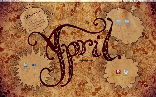 April desktop demo
