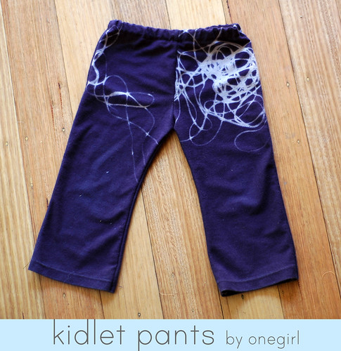 kidlet pants