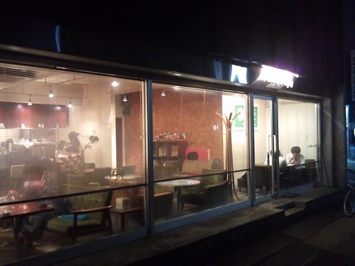 『eric-life(=cafe)』