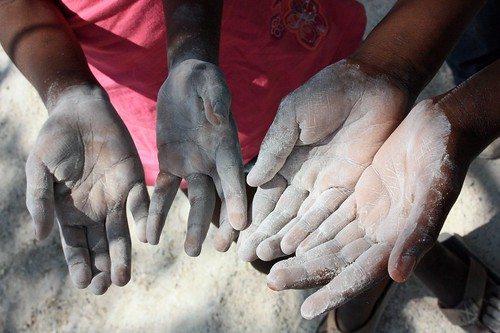 hands of haiti