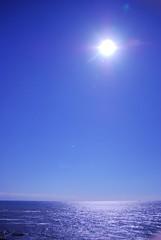 [フリー画像] 自然・風景, 海, ブルー, 日本, 201005301300