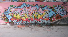 Tars AA (TARSizm) Tags: wall graffiti science aa tars