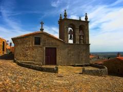 Iglesia (Luicabe) Tags: castle portugal church interior iglesia igreja castelo luis chateau rodrigo castillo eglise norte guarda cabello beira