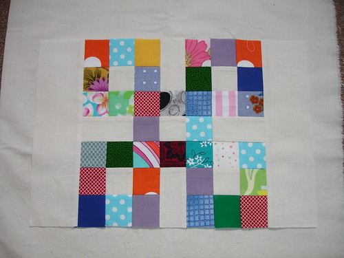 Australasian Bee - Block 2 for Viv