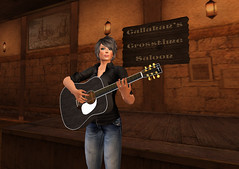 Grace McDunnough plays at Callahan's Crosstime Saloon (FelineHerdsCats) Tags: livemusic secondlife nevi insideoutcafe gracemcdunnough callahanscrosstimesaloon