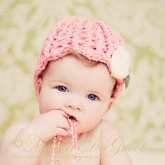 Vintage Strawberry Shortcake (Shuttermomof3) Tags: portrait baby texture hat vintage prop top20childrensportraits explored nikond80