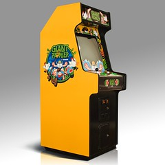 Giant Farmer (reclarkgable) Tags: vintage giant arcade machine videogame farmer 80s reclarkgable
