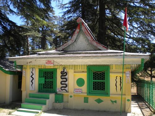 Naldehra Mahunag temple