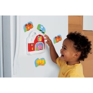 LeapFrog Fridge Farm Magnetic Animal Set 2