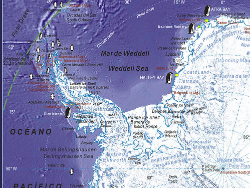 Antarctica Peninsula 2010