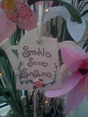 'Sprinkle Some Sunshine!'