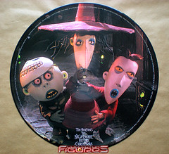 LP OST: The Nightmare Before Christmas (Picture Disc 2/A) (COLLECTOR FIGURES) Tags: christmas music cinema film halloween movie jack tim track vinyl noel before disney henry sound lp danny nightmare disc walt originale soundtrack ost collector burton musique elfman cin skellington the etrange bande disque soundtracks vinyle 33t 33tours selick bandeoriginale
