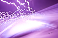 律動(rhythm) (JKevinL) Tags: colors purple lightning temperature universe rhythm 宇宙 色溫 律動