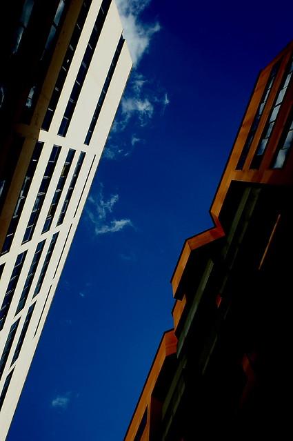 CITY AND SKY