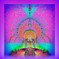 Divine Eye (Chipmunk Hill Arts) Tags: art fractal sterling visualart picnik katiewolfe