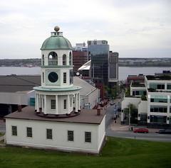 Halifax Clock Tower