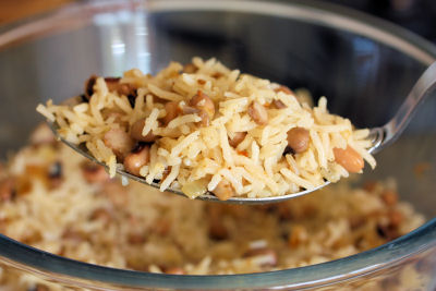 Black-eyed Bean & Basmati Rice 8227 R