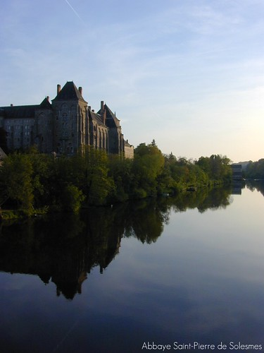[法國隱修院] Abbaye Saint-Pierre de Solesmes