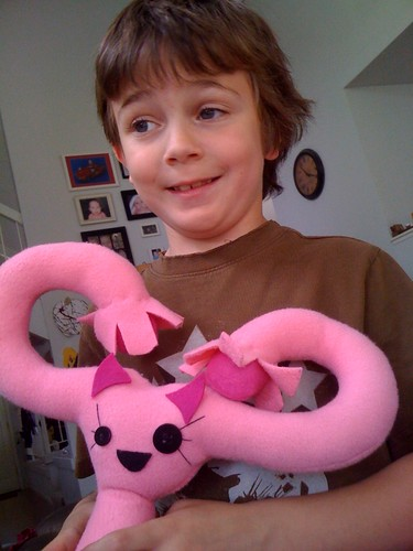 Yes, I like this stuffed uterus