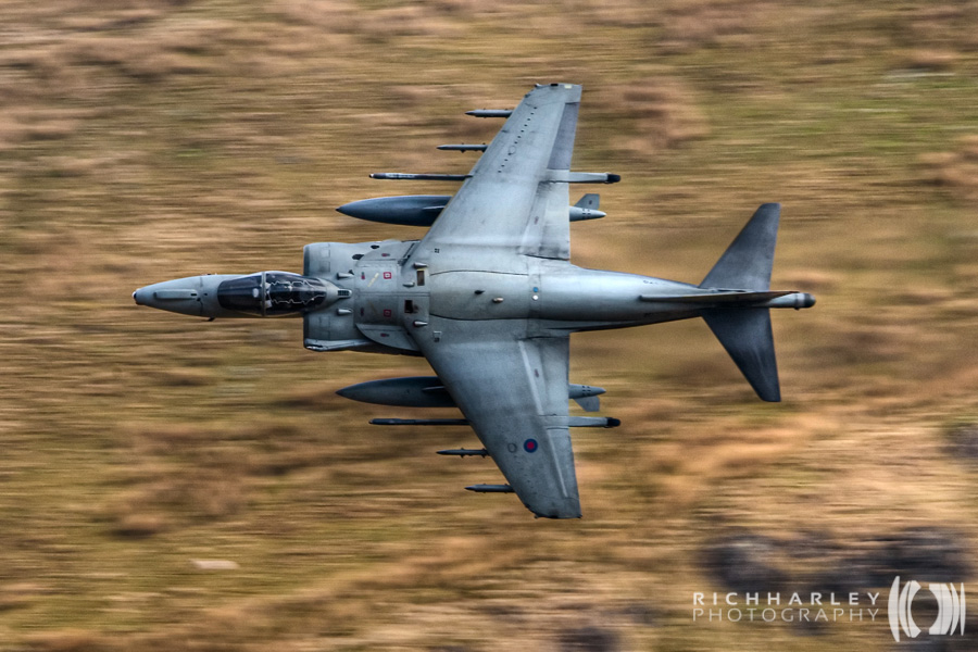 Mach Loop Harrier