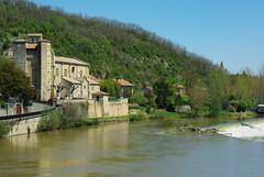 Saint-Martory (Haute-Garonne) (PierreG_09) Tags: village pont porte garonne arche hautegaronne saintmartory