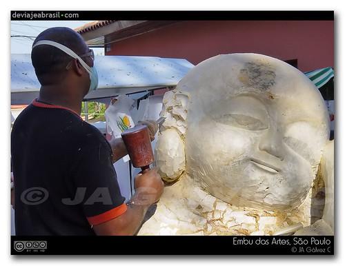 Embu das Artes, Brasil