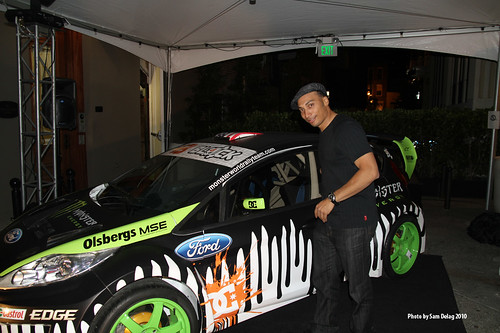 The dream car!