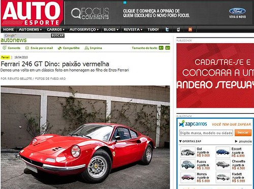 Ferrari Dino (04/2010)