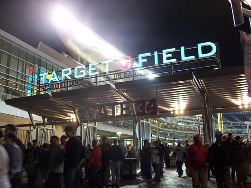 Target Field, Gate 34