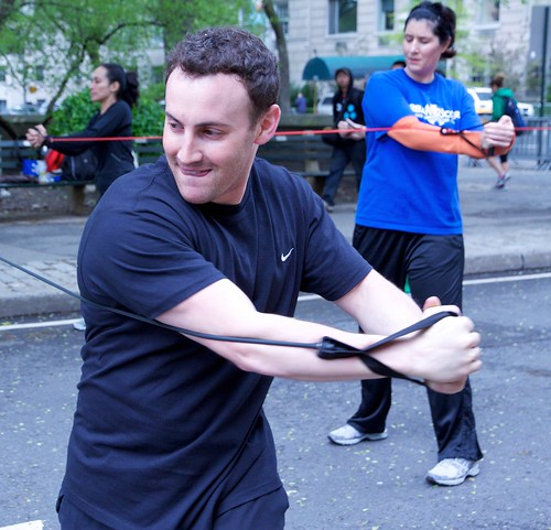 360° Fit Central Park Boot Camp