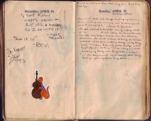 1954: April 24-25