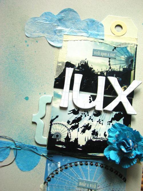 Lux (détail)