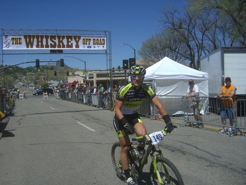 Finish of the Whiskey 50