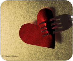 Lacerated Love (AF | Md. Arifur Rahman) Tags: abstract love canon pain heart romantic bangladesh symbolic separation laceration hurted