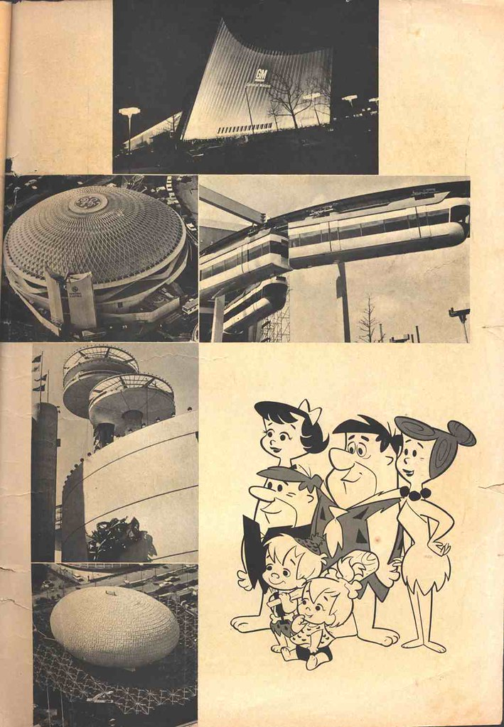Flintstones at the NY Worlds Fair_67