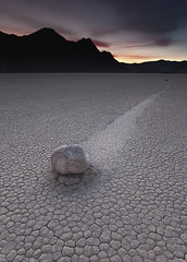 Off to the Racetrack - The Racetrack, Death Valley National Park, California (D Breezy - davidthompsonphotography.com) Tags: california sunset cloud mountains lines silhouette racetrack canon nationalpark rocks playa deathvalley deathvalleynationalpark 1740f4l movingrocks dvnp theracetrack 1740mml inyocounty leefilter singhrayfilter 5dmarkii canon5dmarkii 3stopreversegnd