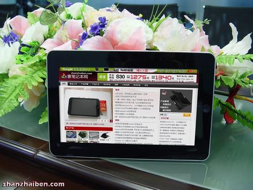 Zenithink ZT-180 iPad Klon China