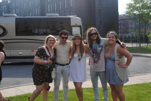 met MGMT! | Flickr - Photo Sharing!