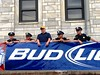 Beer Patrol (Multielvi) Tags: county blue men beer festival rock garden spring md police maryland baltimore 98 cop po lives bud finest 2010 popo matter towson towsontowne wiyy bluelivesmatter