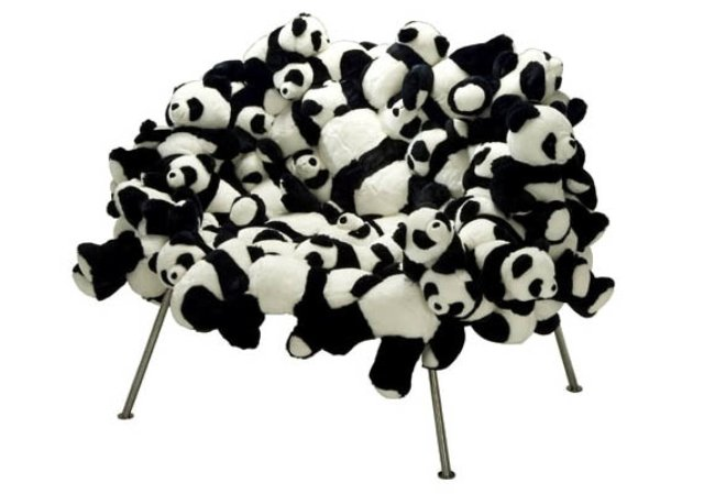 Chair-with-Pandas