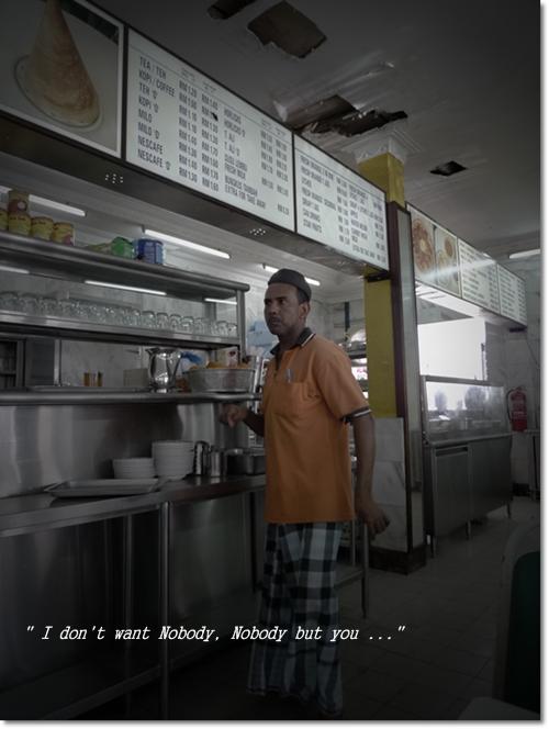 Mamak Staff @ M Salim